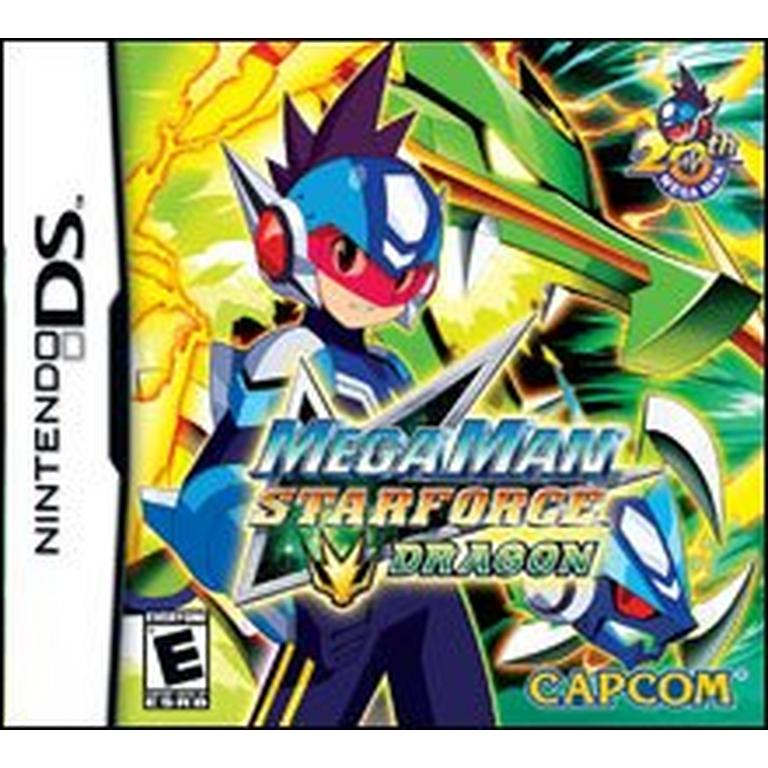 Mega Man Star Force Dragon