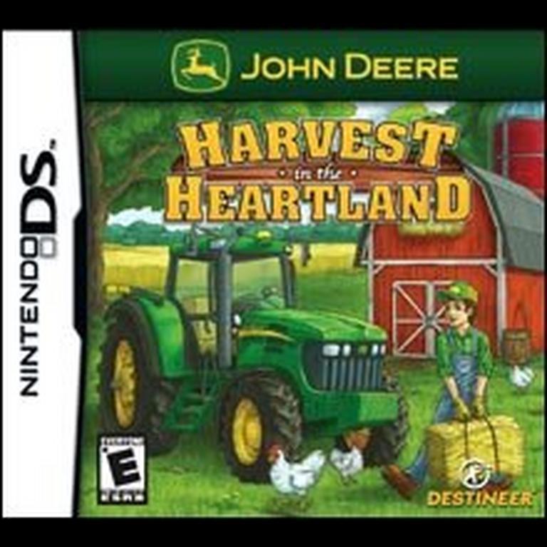 John Deere: Harvest in the Heartland
