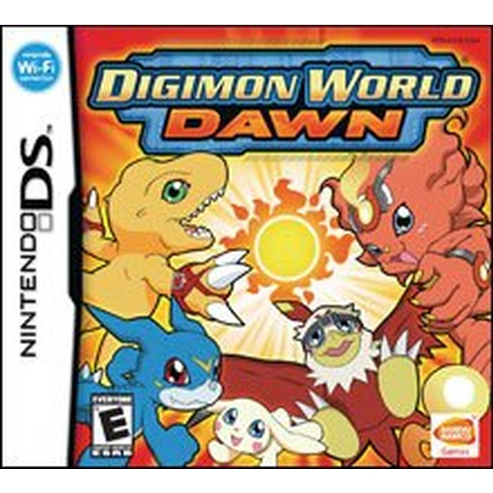 Digimon World: Dawn | Nintendo DS | GameStop