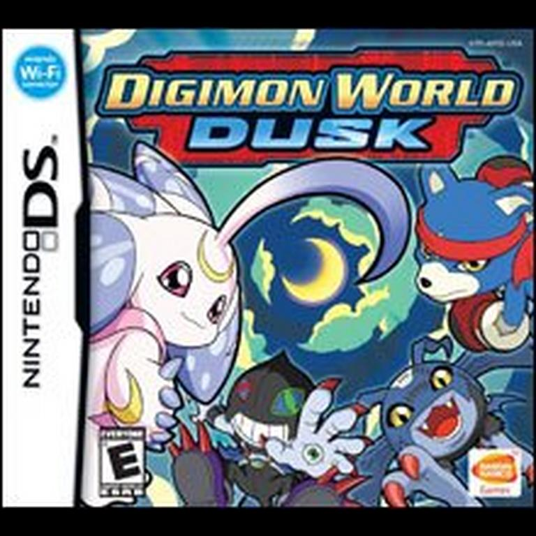 Digimon World: Dusk
