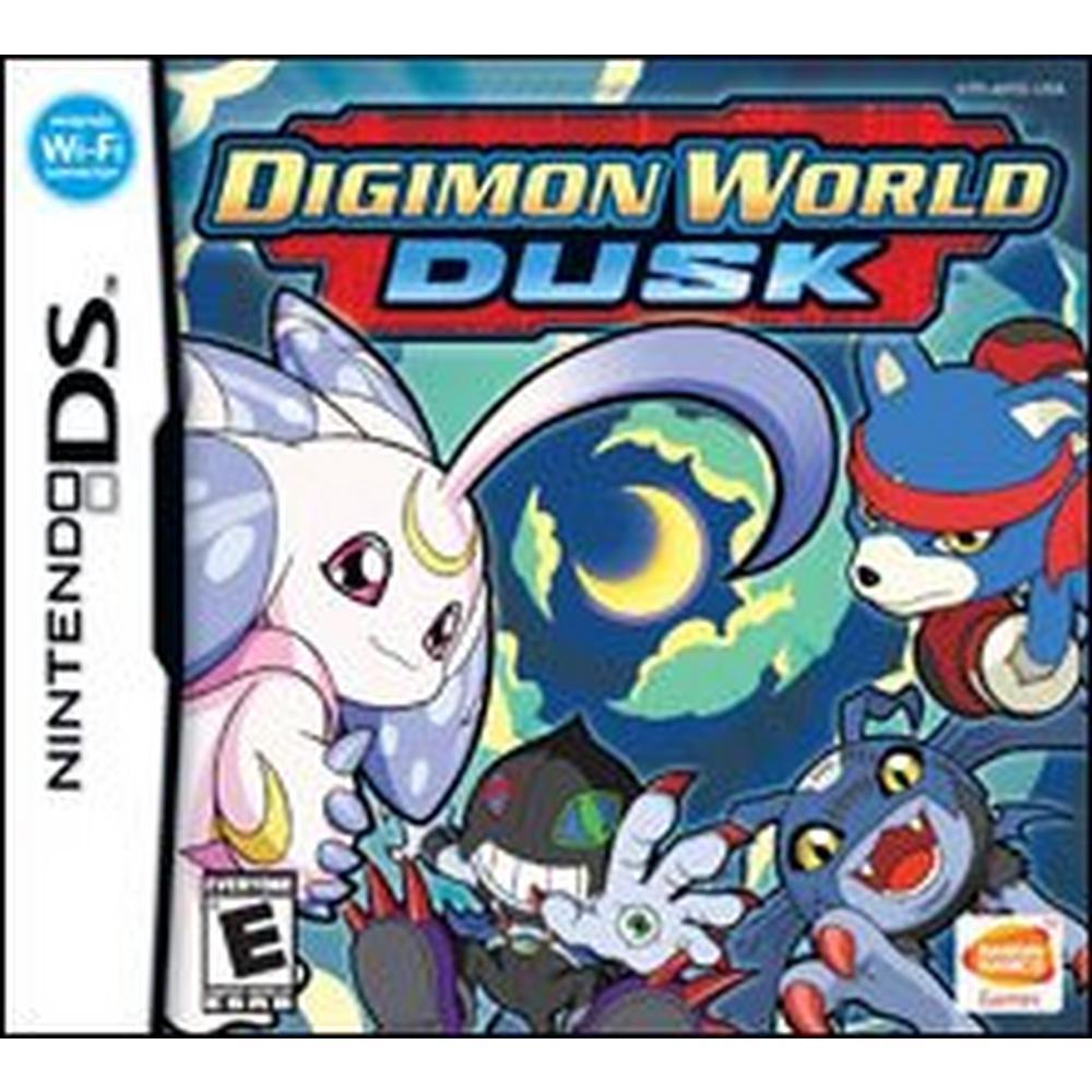 Digimon World: Dusk | Nintendo DS | GameStop