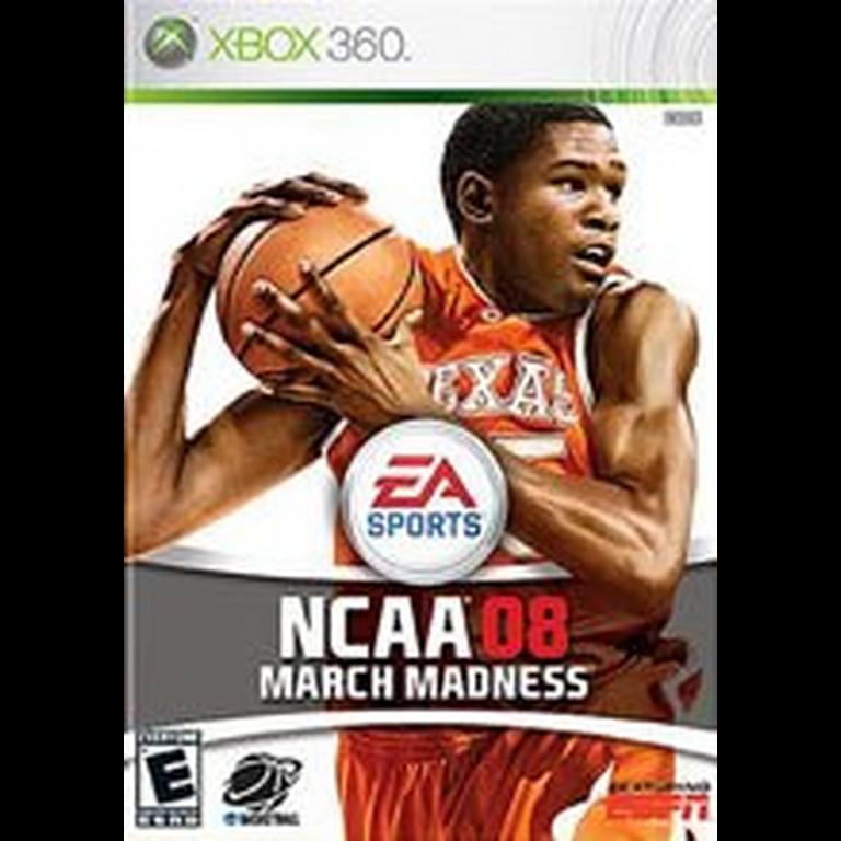 NCAA March Madness 2008