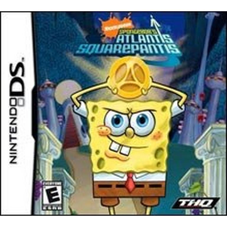 Spongebob: Atlantis Squarepantis