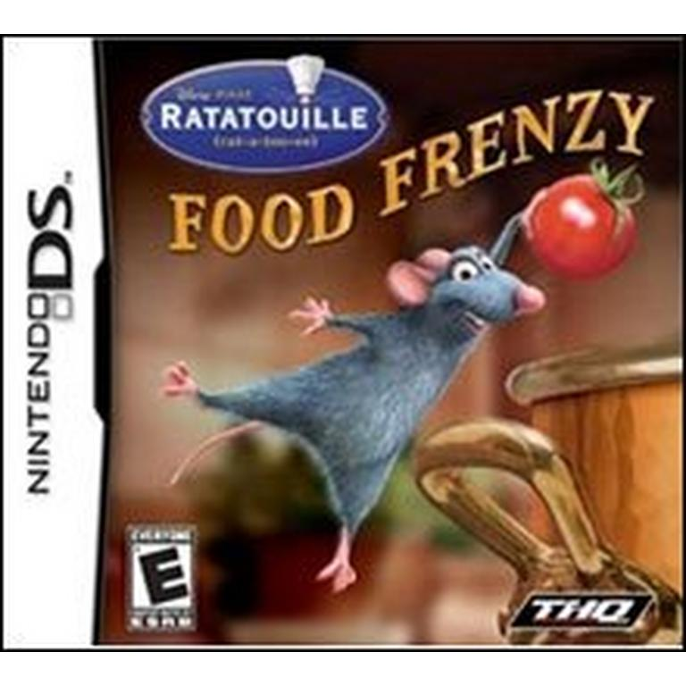 Ratatouille Food Frenzy