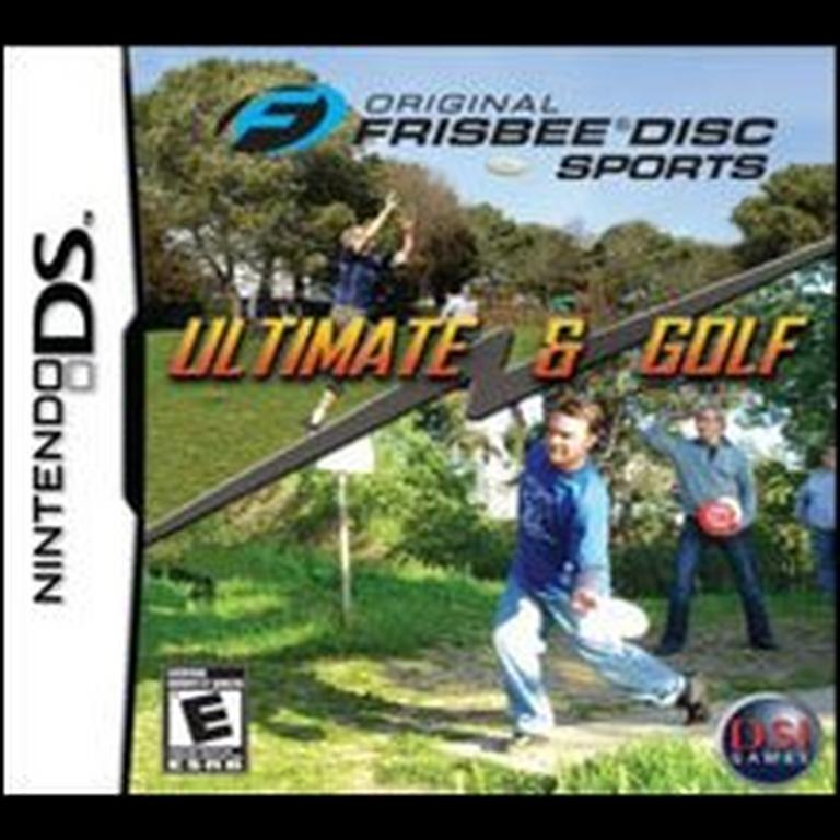 Original Frisbee Disc Sports