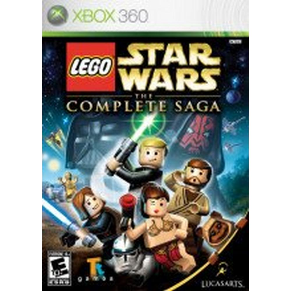 Lego Star Wars The Complete Saga Xbox 360 Gamestop