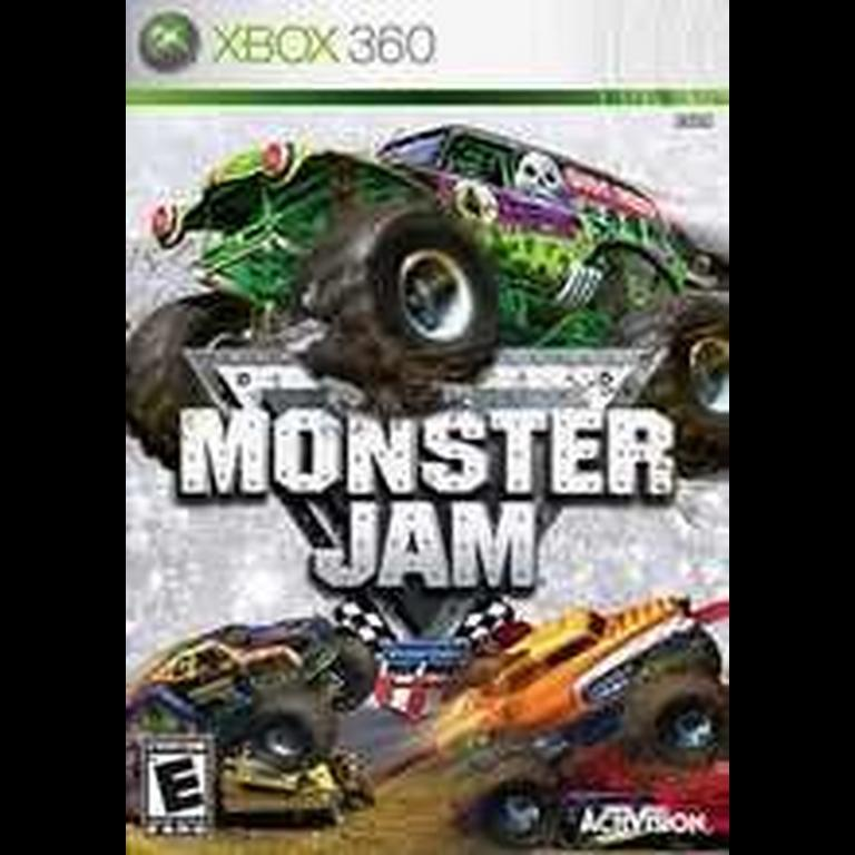 Monster Jam Xbox 360 Gamestop