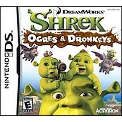 Shrek the 3rd: Ogres and Donkeys