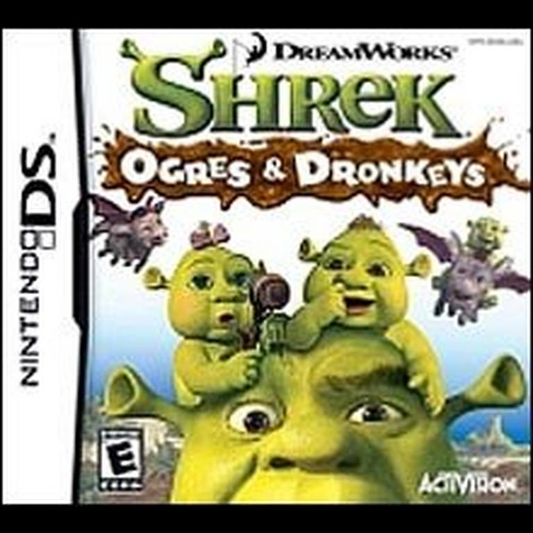 Shrek the 3rd: Ogres and Donkeys