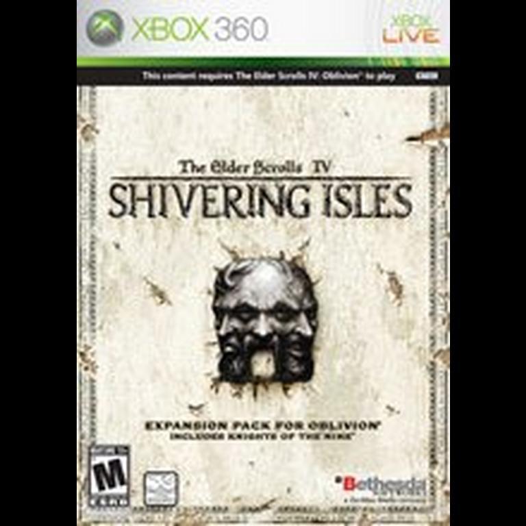 Elder Scrolls IV: Oblivion - Shivering Isles