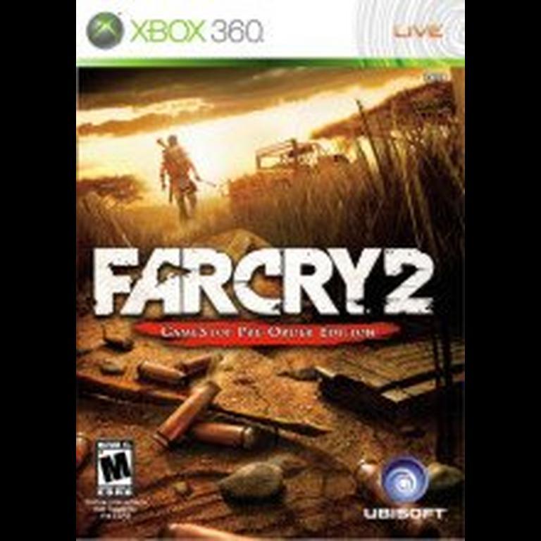 Far Cry 2 Xbox 360 Gamestop