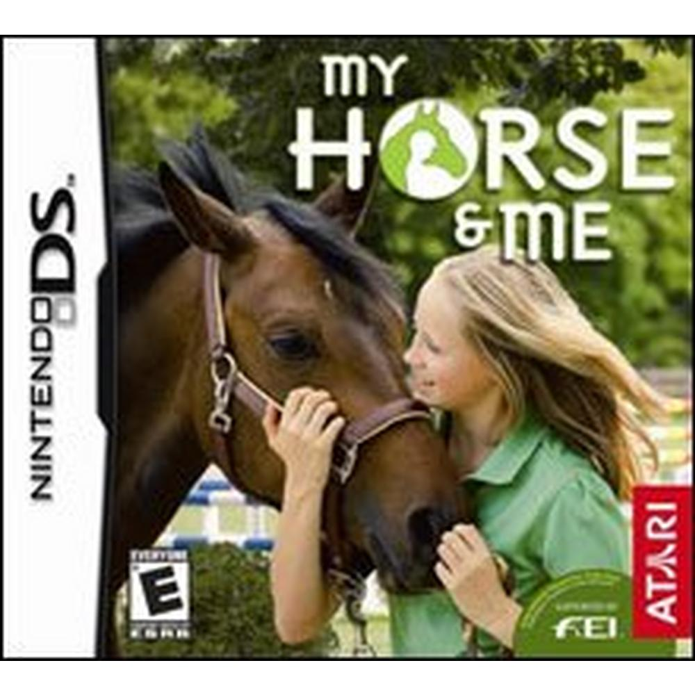 My Horse and Me | Nintendo DS | GameStop