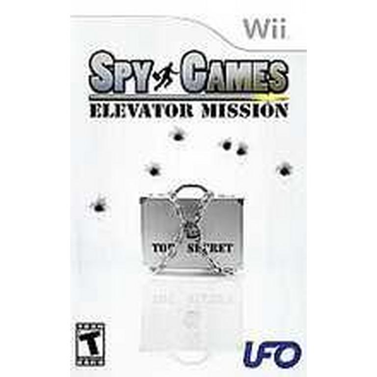 Spy Game Elevator Mission