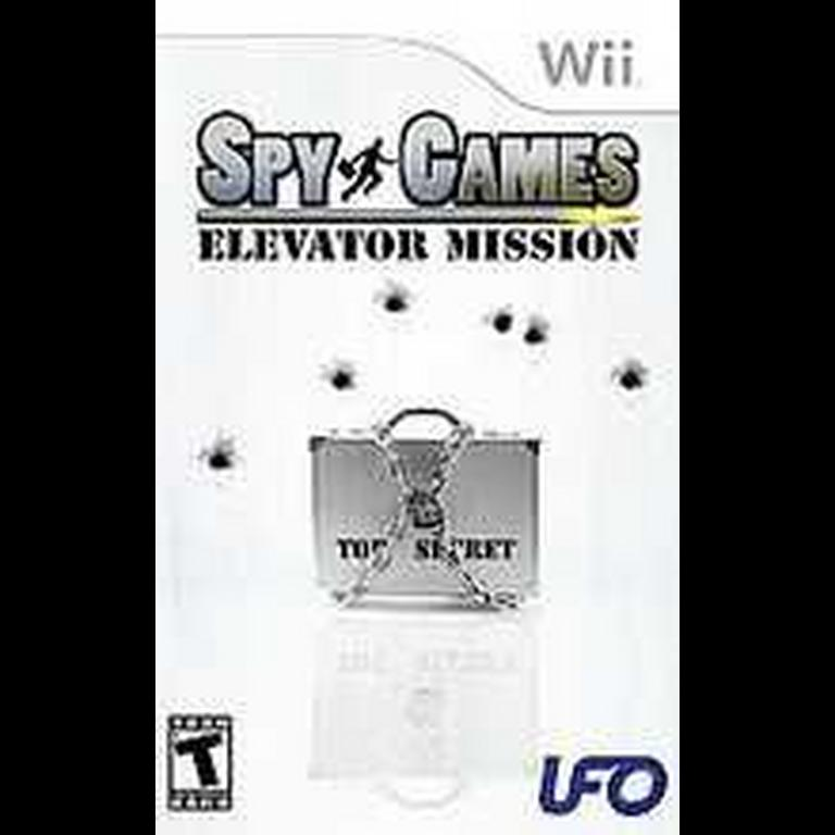 Spy Game Elevator Mission