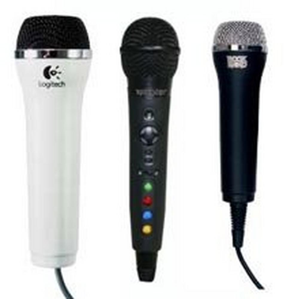 Xbox 360 Wired Microphone | Xbox 360 | GameStop