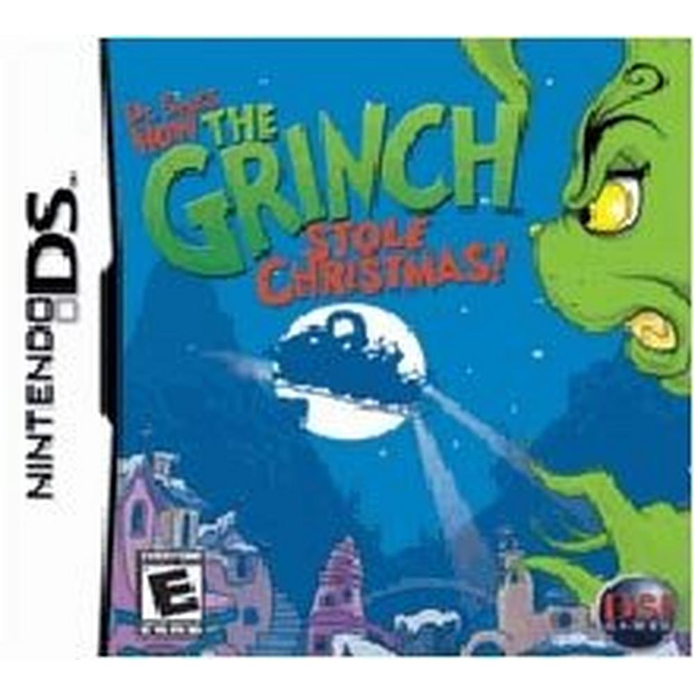 Grinch That Stole Christmas.Dr Suess How The Grinch Stole Christmas Nintendo Ds Gamestop