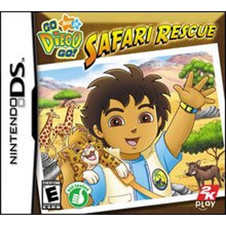 Go, Diego, Go!: Safari Rescue