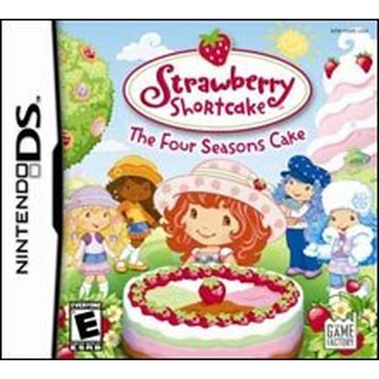Strawberry Shortcake: 4 Seasons Cake