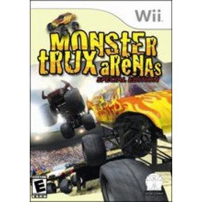 Monster Trux Arenas