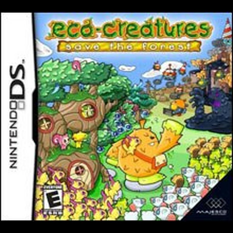 Eco Creatures: Save the Forest