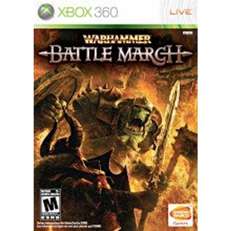 Warhammer: Battle March