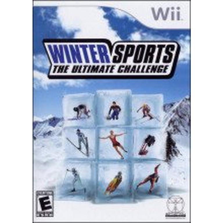 Winter Sports Ultimate Challenge