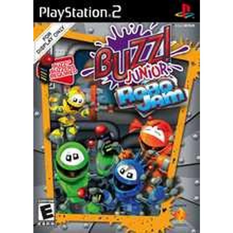 Buzz Jr. Robo Jam with 4 buzzers