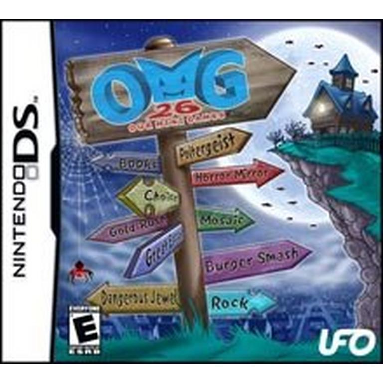 O.M.G. 26: Our Mini Games