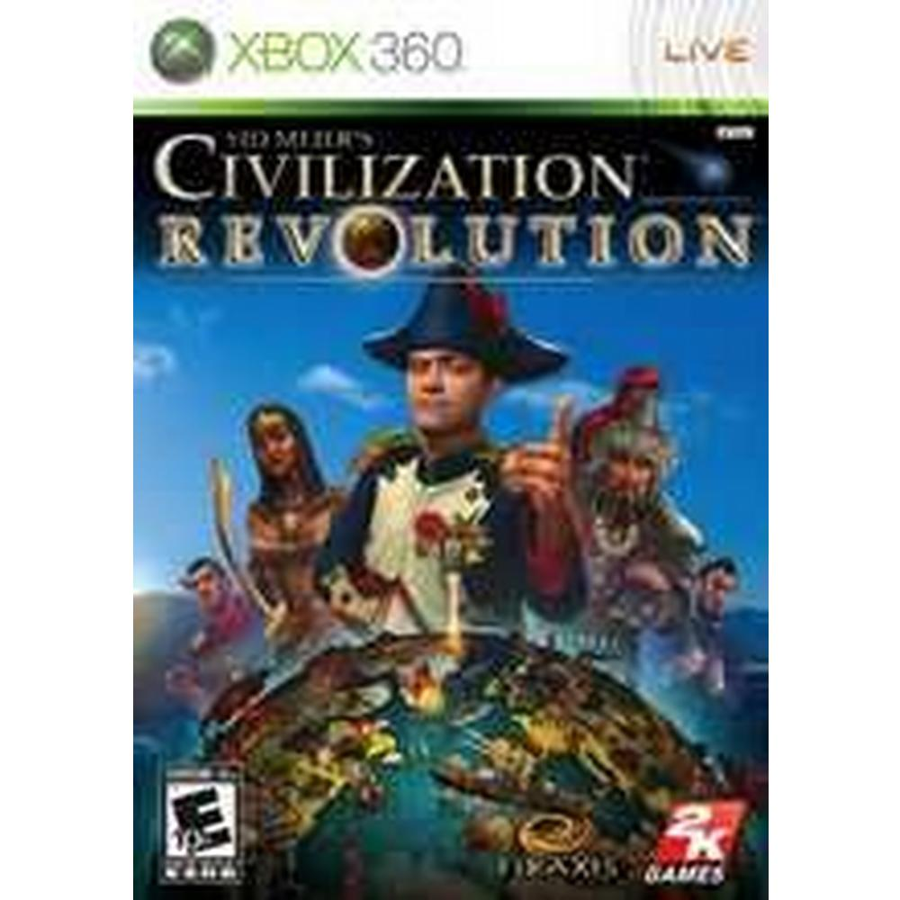 Sid Meier's Civilization Revolution | Xbox 360 | GameStop