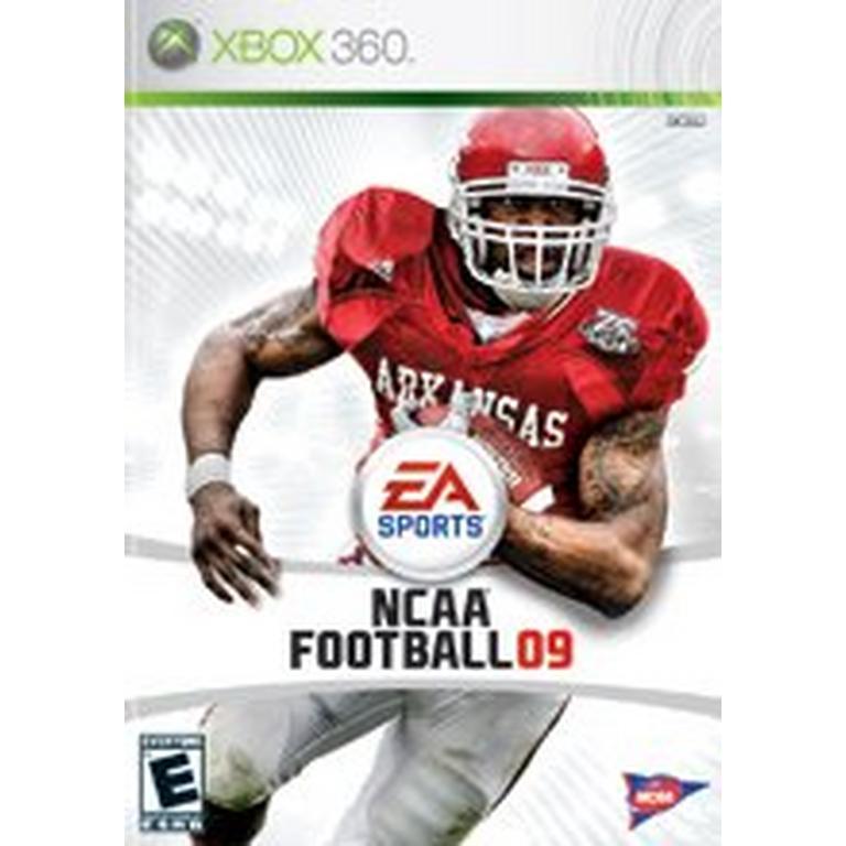 NCAA Football 2009 | Xbox 360 | GameStop Video Games Xbox 360 Ncaa Football