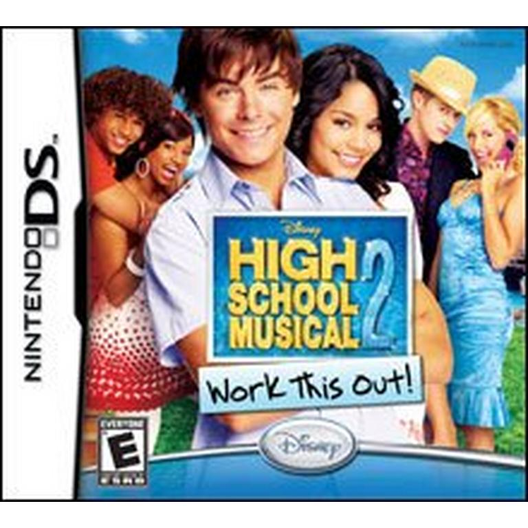 High School Musical 2: Work It Out