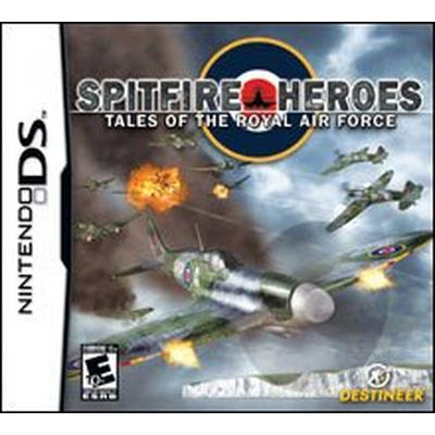Spitfire Heroes: Tales Royal Air Force
