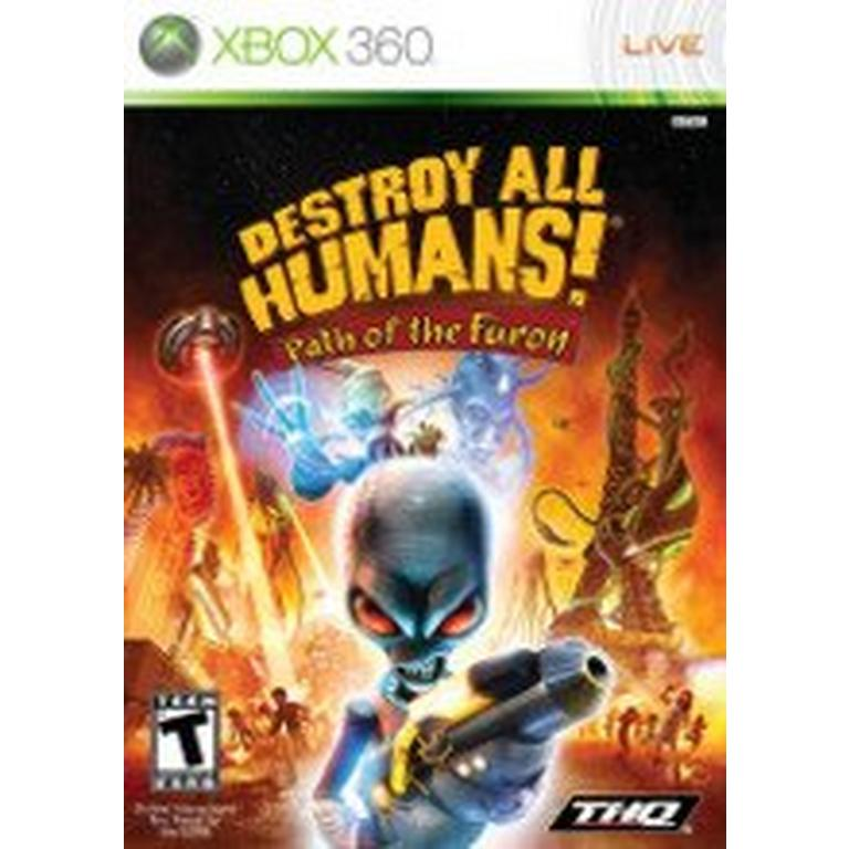 Destroy All Humans 3: Path of Furon