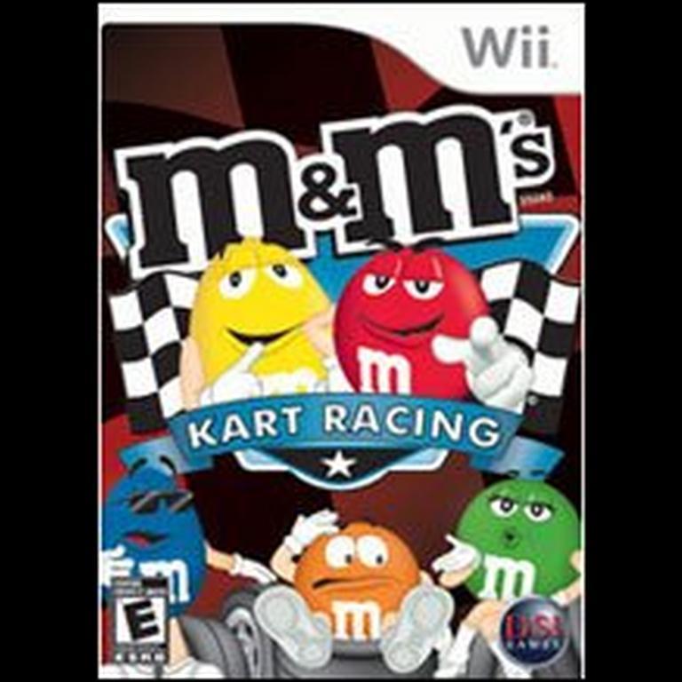 M and M's Kart Racing