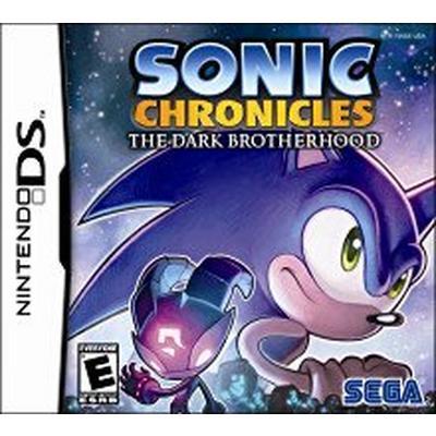 Sonic Chronicles: Dark Brotherhood