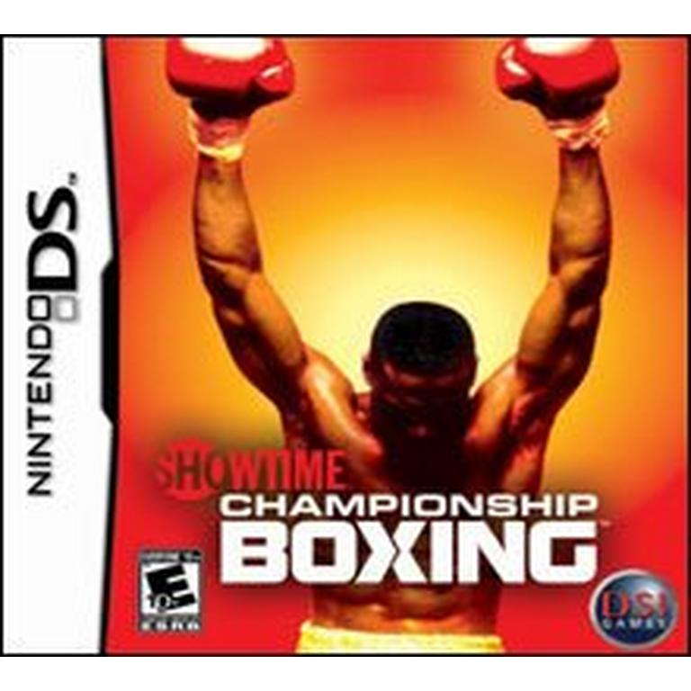 Showtime Championship Boxing