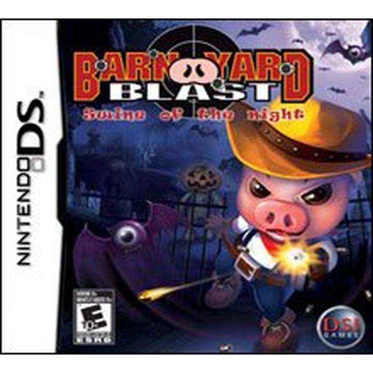 Barnyard Blast: Swine of the Night
