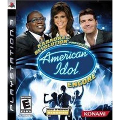 Karaoke Revolution: American Idol Encore - Game Only