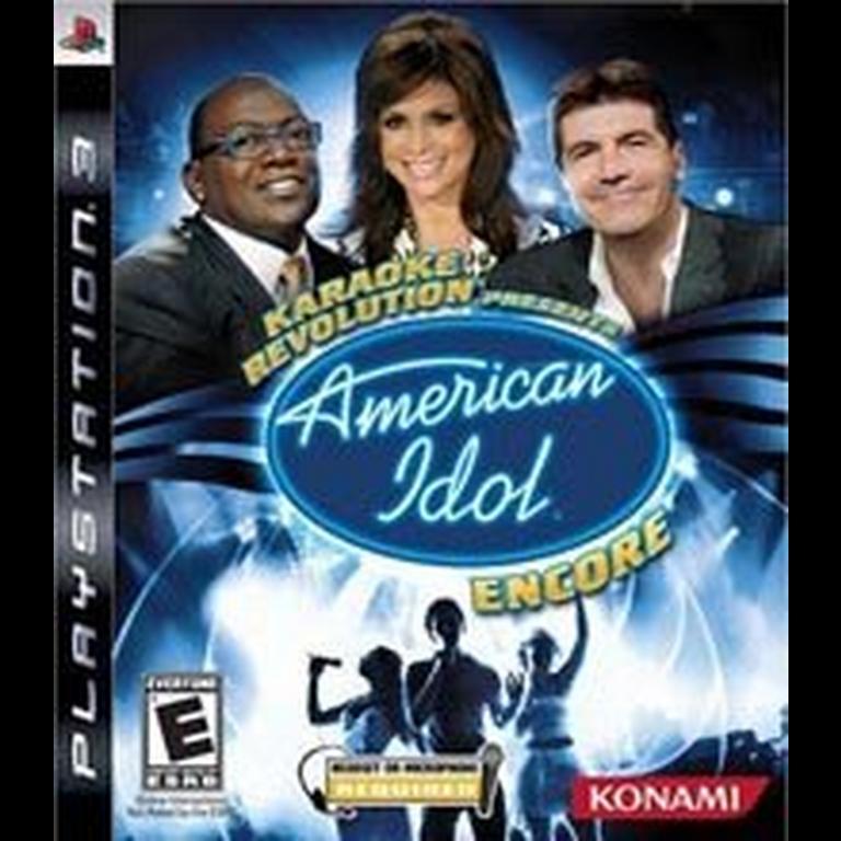 Karaoke Revolution: American Idol Encore - Game Only