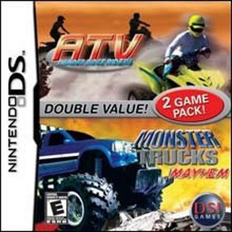 ATV: Thunder Ridge Riders and Monster Trucks Mayhem