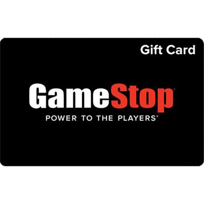 GameStop and ThinkGeek Gift Card
