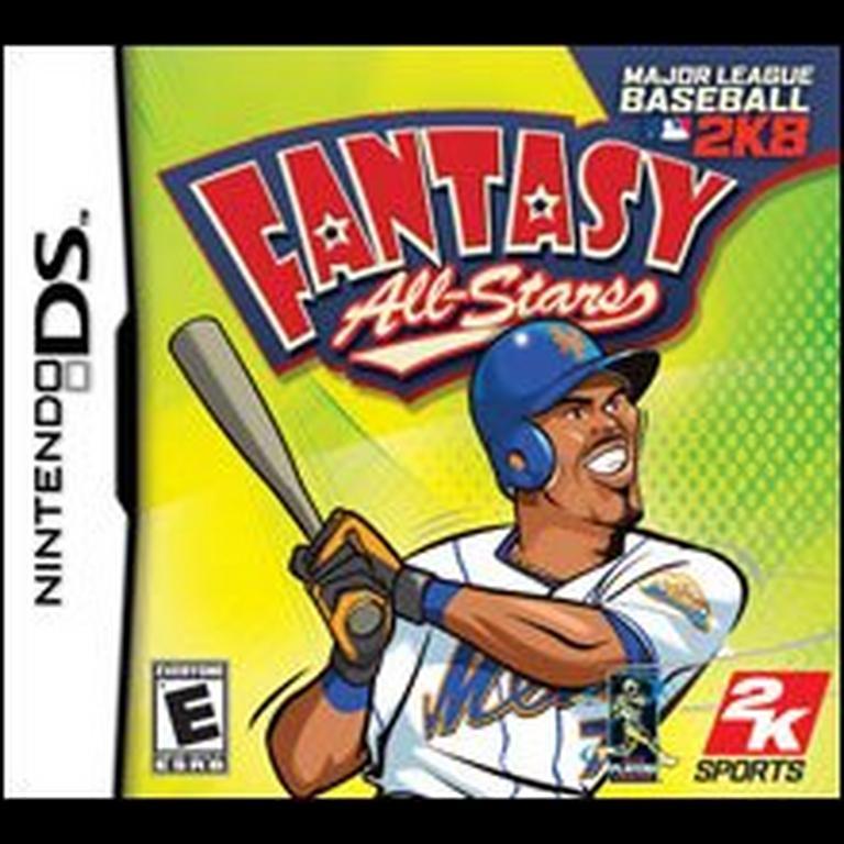MLB 2K8 Fantasy All-Stars