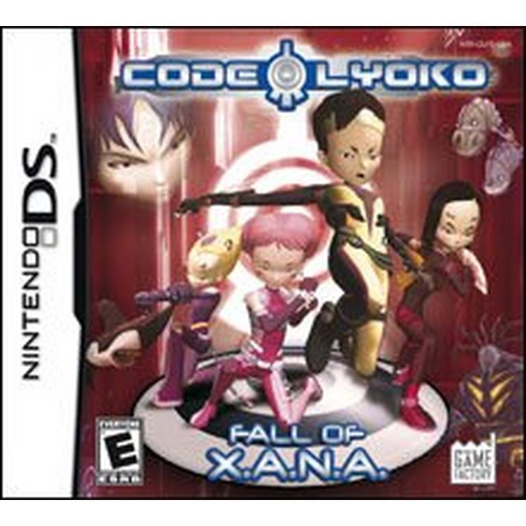 Code Lyoko: Fall of XANA
