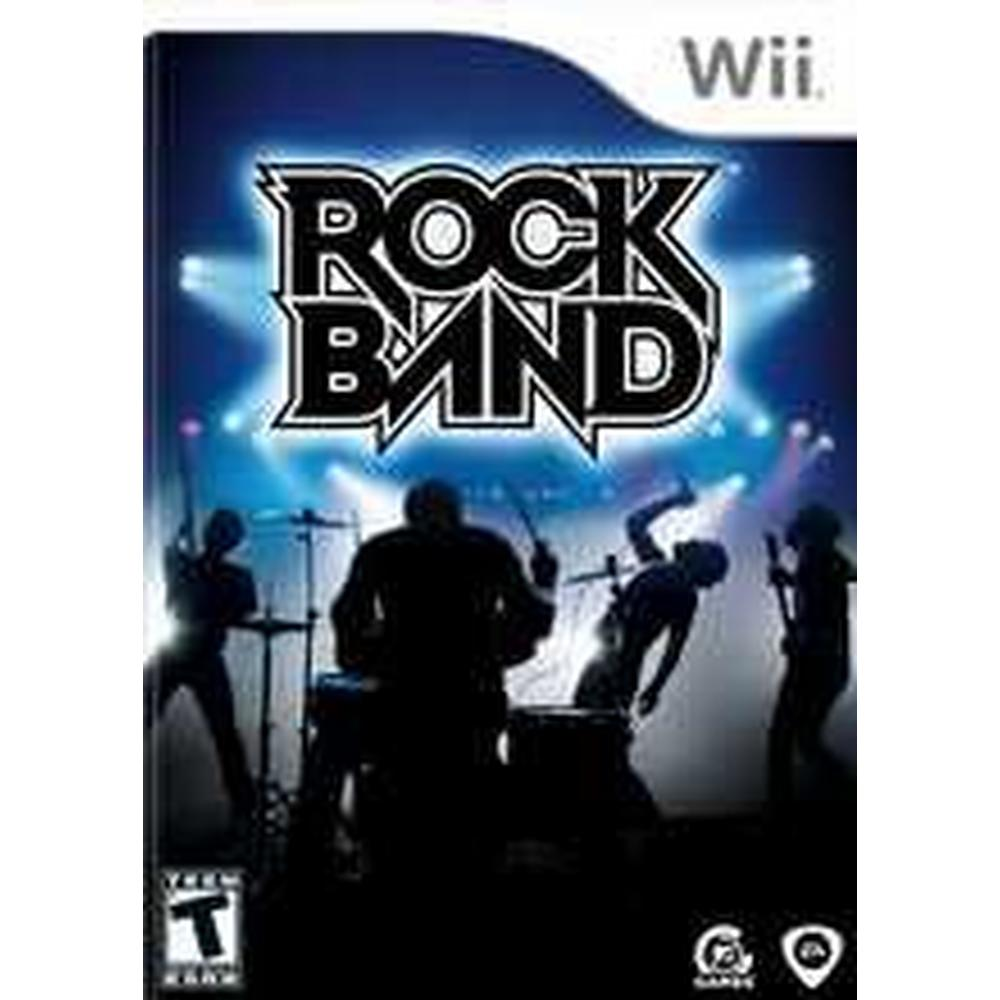 Rock Band - Game Only | Nintendo Wii | GameStop
