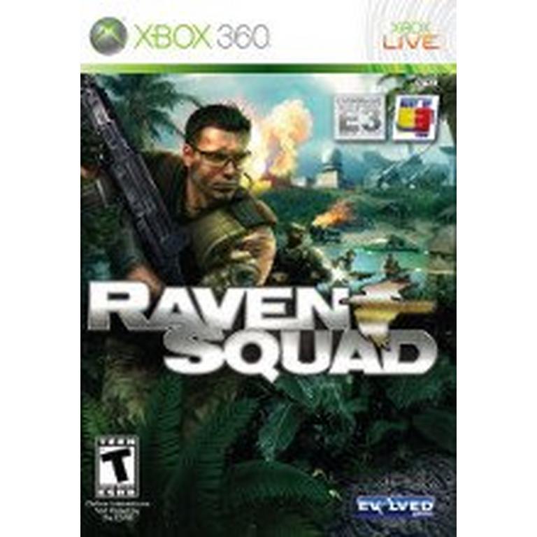 Raven Squad: Hidden Dagger