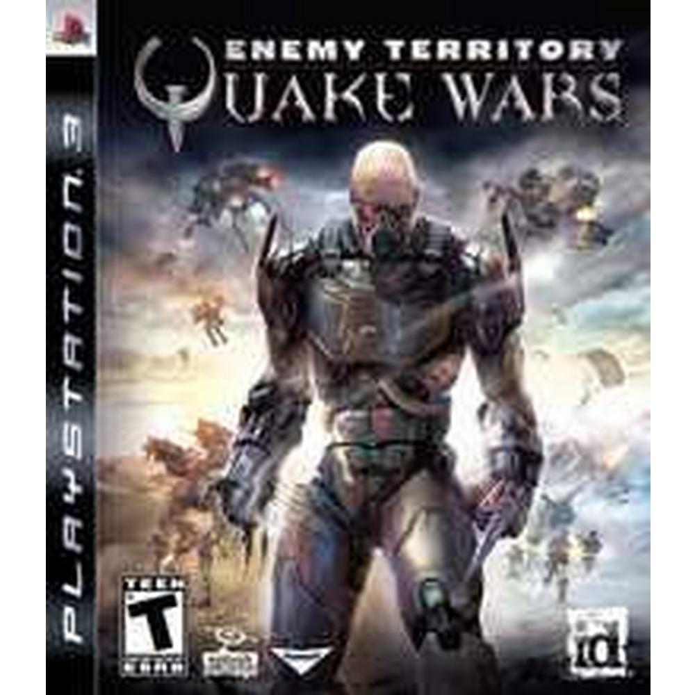 Enemy Territory: QUAKE Wars   PlayStation 3   GameStop