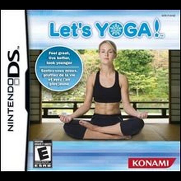 Let's Yoga