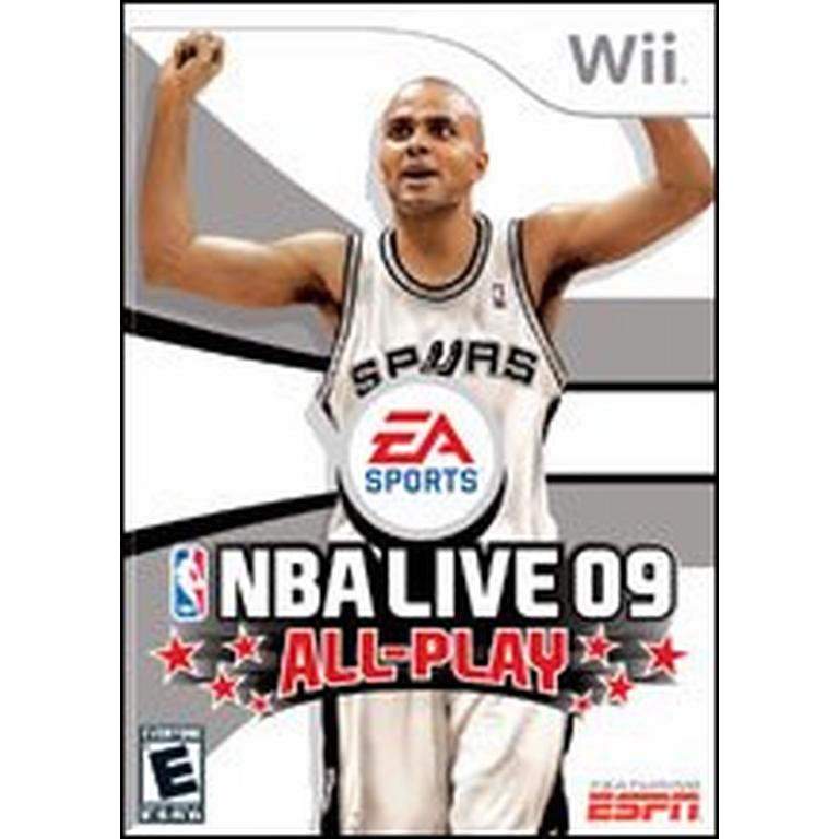 NBA Live 2009 All Play