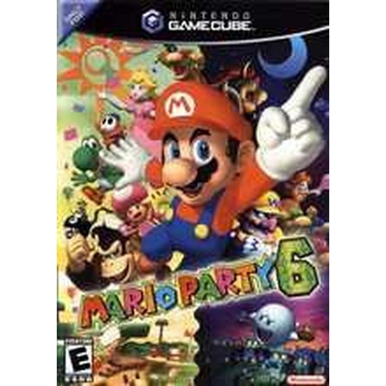 Mario Party 6 - Game Only