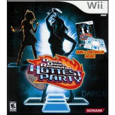 Dance Dance Revolution: Hottest Party - Game Only